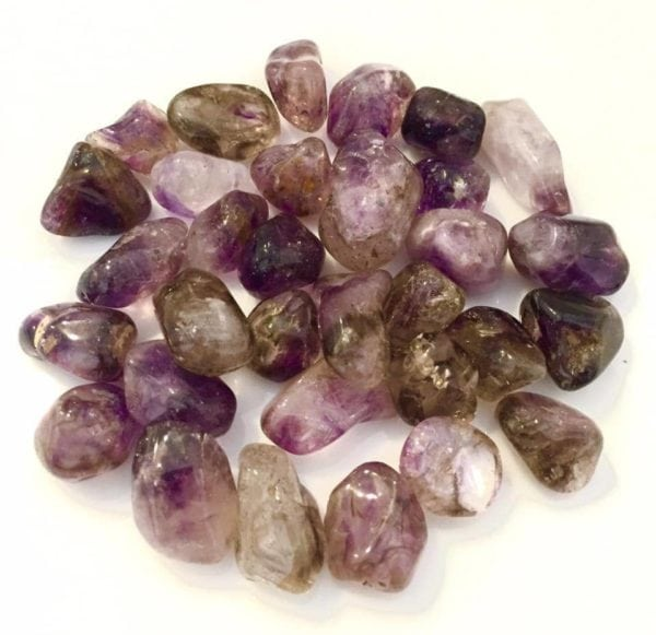 Brandberg Amethyst is a stunning and unique variety of Quartz crystal found only in Namibia, Africa