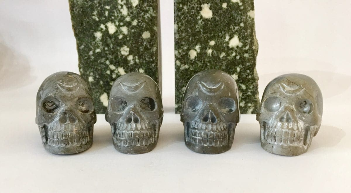 Avalon Crystal Skulls