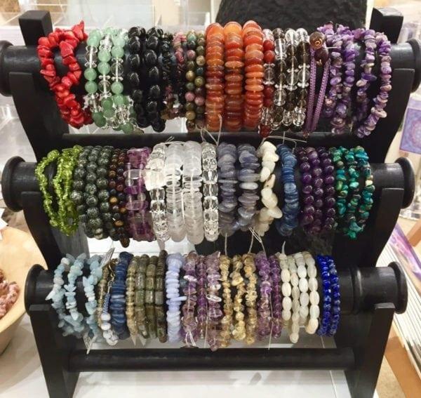 Stretchy Crystal Bracelets